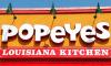 Last Popeyes Buffet