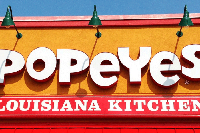 There Is Only One Popeyes Buffet Left in the World