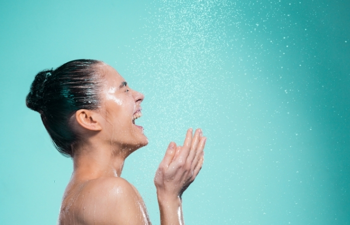 Why Peeing In the Shower Can Actually Be Good For You