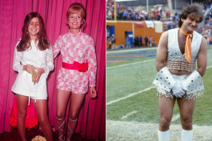 20 Retro Photos of Celebrities You've Never Seen Before