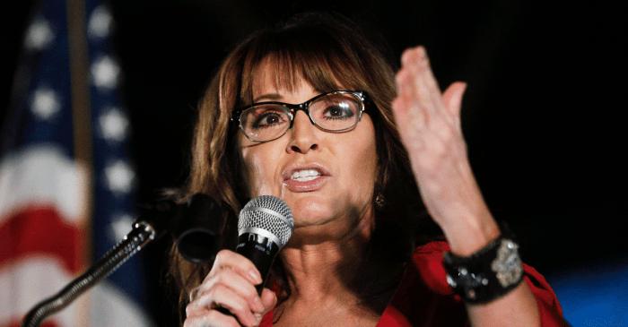 Sarah Palin Says Sacha Baron Cohen 'Duped' Her for Talk