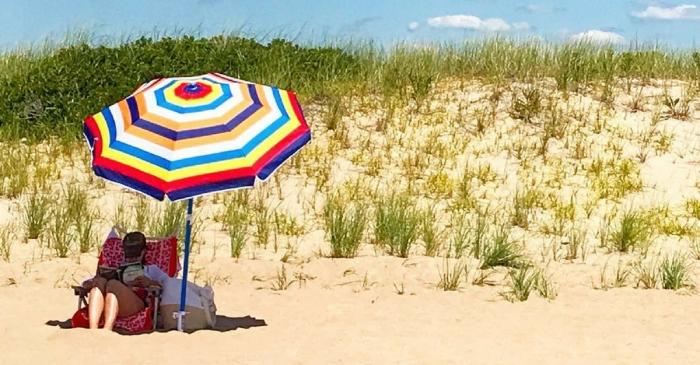 Woman in Maryland Impaled in Chest By Beach Umbrella