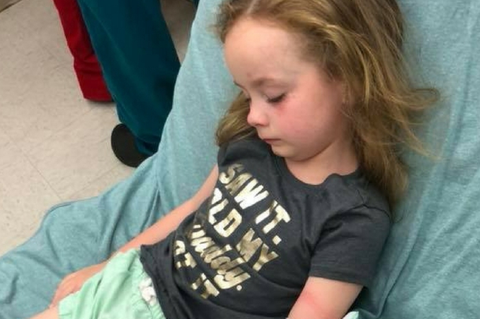 5-Year-Old-Girl Suddenly Paralyzed from Unknown Tick Bite