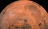 Mars Earth Close Visibility