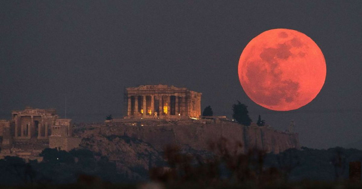 The Longest Lunar Eclipse Of This Century To Show On Friday