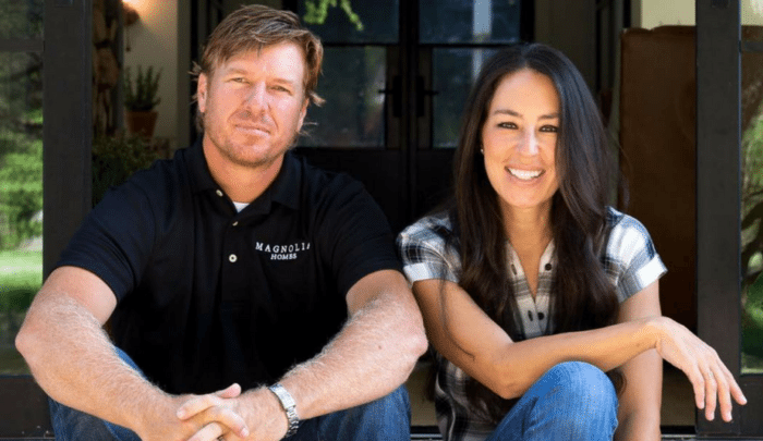 The One Room in Chip and Joanna Gaines' Farmhouse You've Never Seen