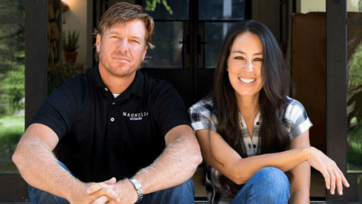 Chip Joanna Gaines Laundry Room