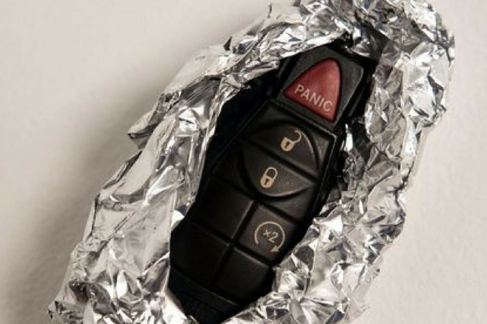 Why Experts Say You Should Wrap Your Car Keys in Aluminum Foil