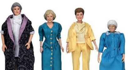 The Golden Girls Become Action Figures