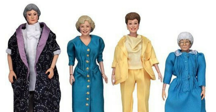 Golden Girls Action Figures Are Now a Real Thing!