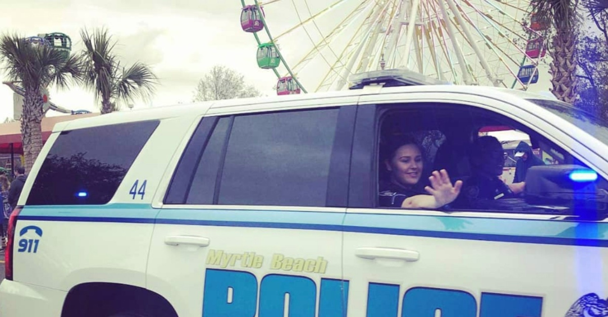Myrtle Beach Police Fines