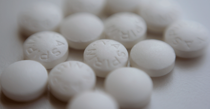 Aspirin Disappoints for Avoiding First Heart Attack, Stroke
