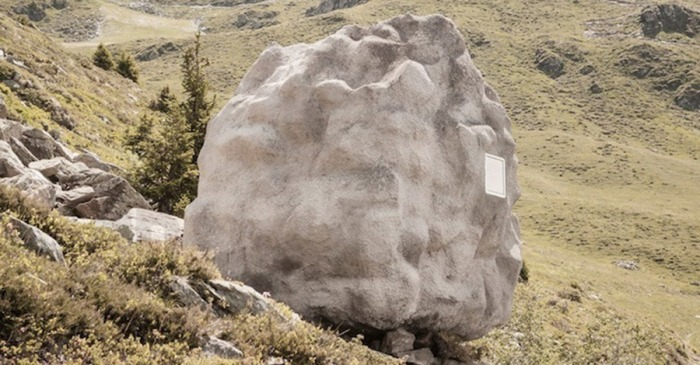 Look Inside This Incredible Boulder Cabin