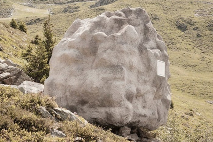 Look Inside This Incredible Boulder Cabin