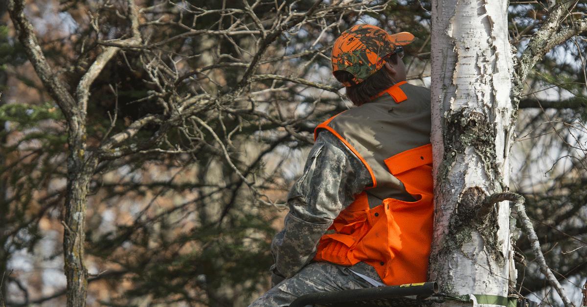 Hunter Tree Stand
