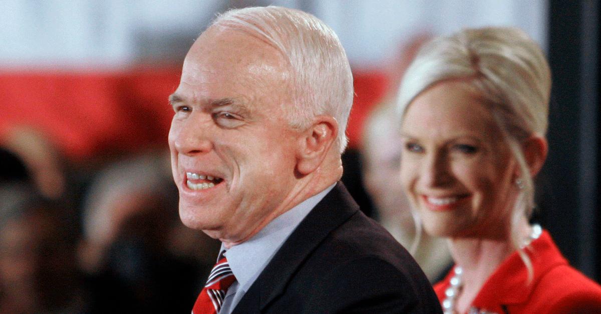 John McCain Treatment Brain Cancer