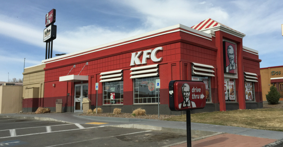KFC drug tunnel