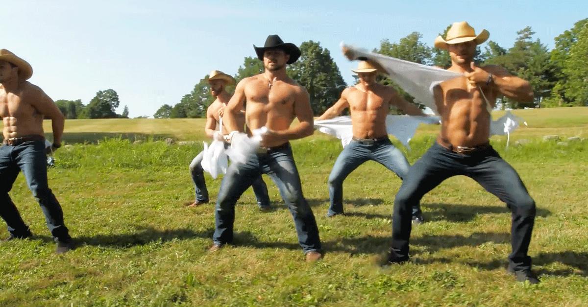 Magic Men Live Sexy Dance
