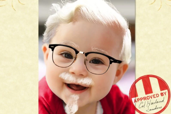 KFC Will Pay You Lots of Money To Name Your Kid After the Colonel