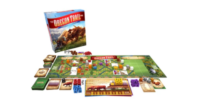 There's Now an Oregon Trail Board Game