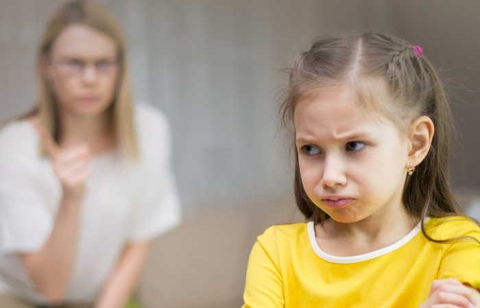 New Study Claims Spanking Your Child May Lead To Violence