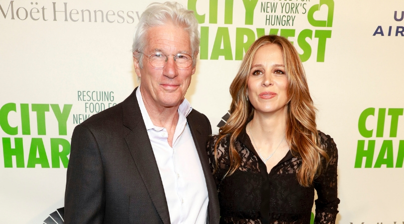Richard Gere, 70, and Wife Alejandra Silva, 37, Welcome Baby No.2