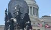 satanic statue arkansas capitol