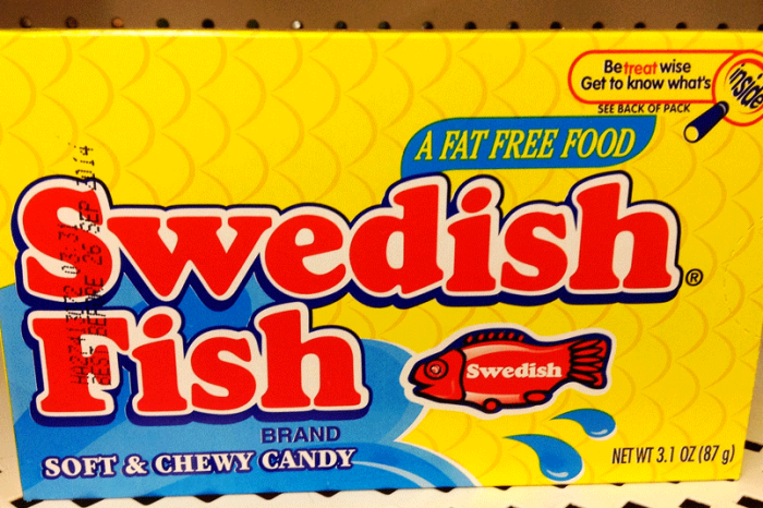 Swedish Fish: 11 Fun Facts We Bet You Didn't Know