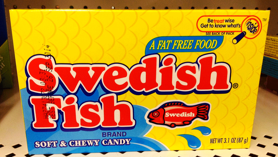Swedish Fish Things You Didn't Know About