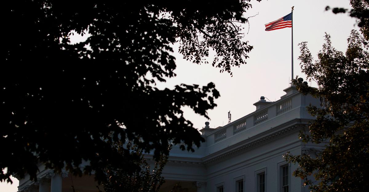 White House Flags Full Mast McCain Death