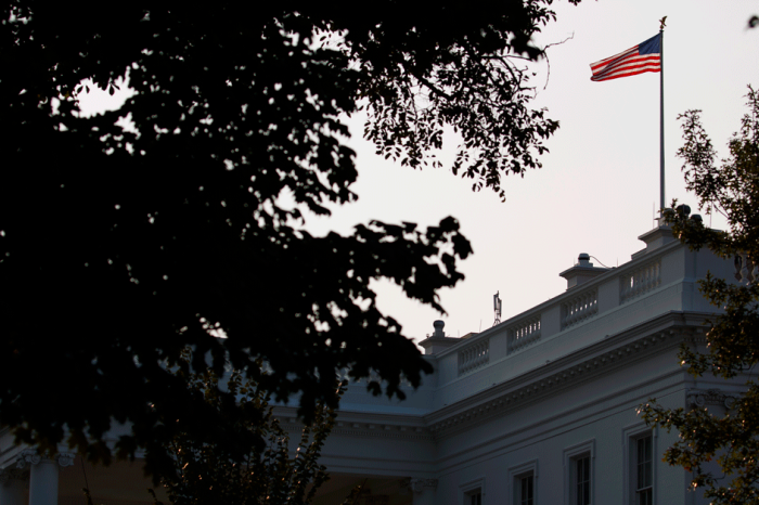 White House Flags No Longer at Half-Staff After McCain's Death