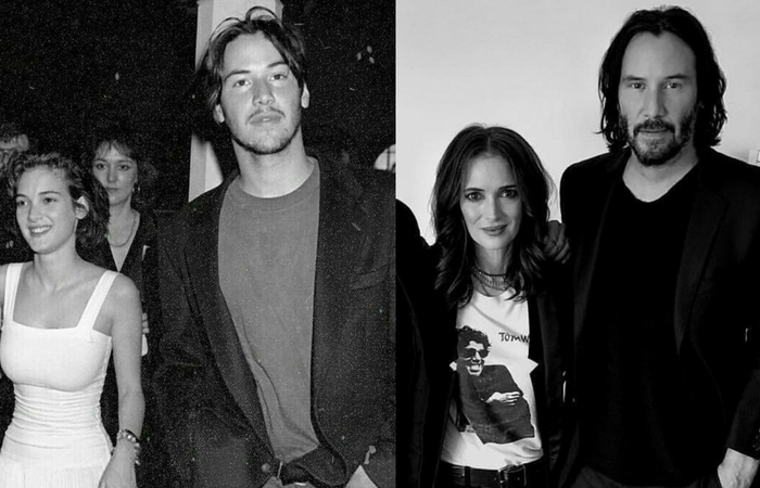 Winona Ryder and Keanu Reeves: One of Hollywood's Longest Marriages?