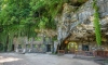 This Home Tucked Away in a Cave Feels Just Like Batman's Lair