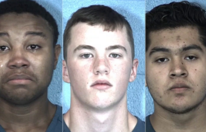 3 Texas Seniors Arrested For Allegedly Planning School Shooting