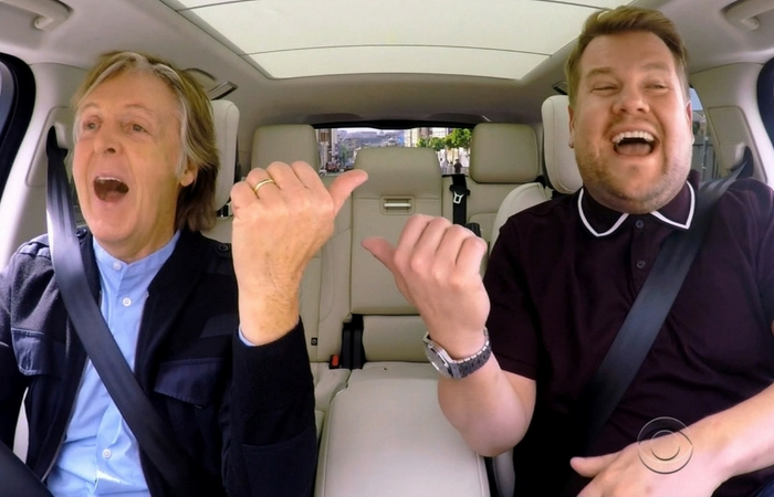 Paul McCartney's Carpool Karaoke Will Become a Primetime Special