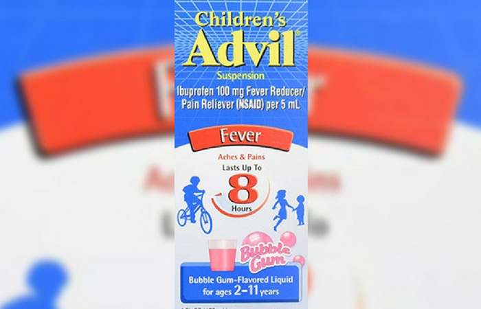 Children's Advil Recalled Due To Possible Overdose Concerns