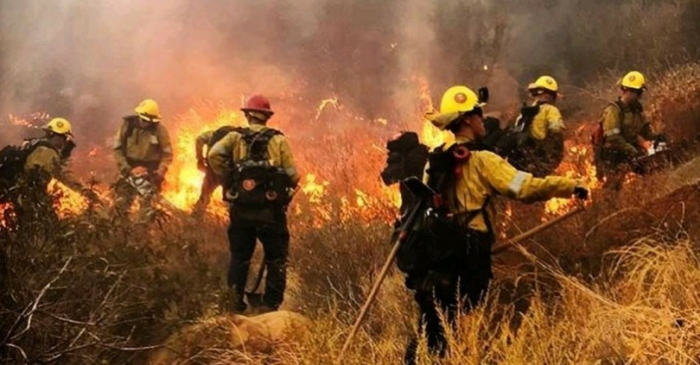 29 Texas Fire Departments Deploy Teams to California to Combat Wildfires