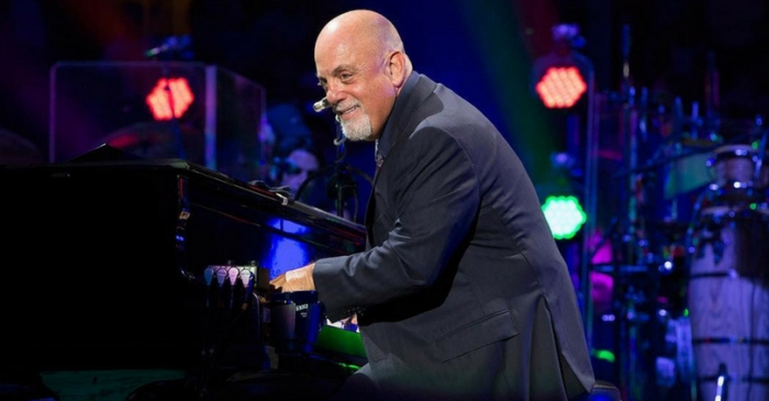 Billy Joel Won't Sell You a Front Row Seat, But He Might Give You One