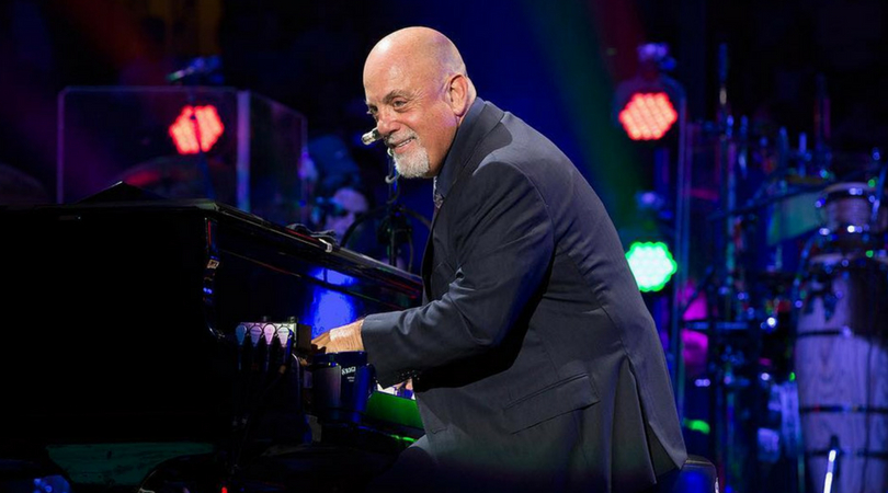 Why Billy Joel Won't Sell You A Front Row Ticket