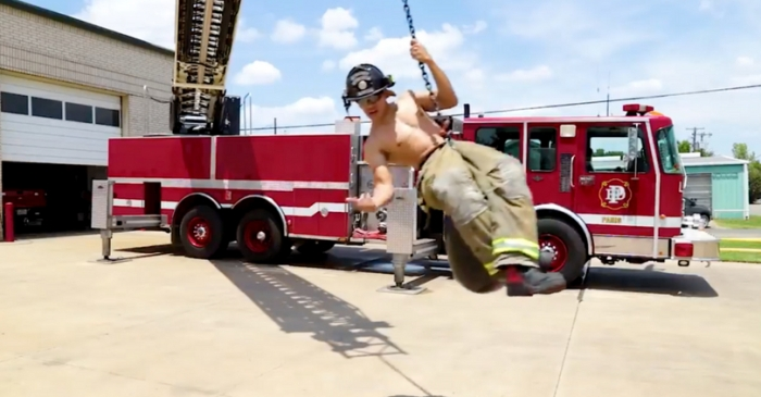 Watch This North Texas Fire Department's Hilarious Lip Sync Challenge