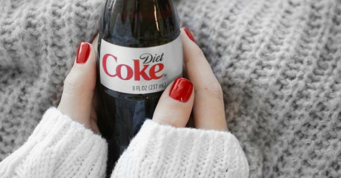 Flight Attendants Get Really Annoyed When You Order Diet Coke, Apparently