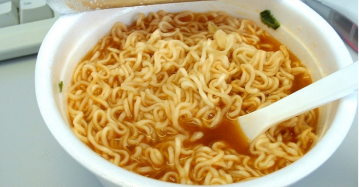 Georgia Police Hunting Man Who Stole $100K of Ramen Noodles