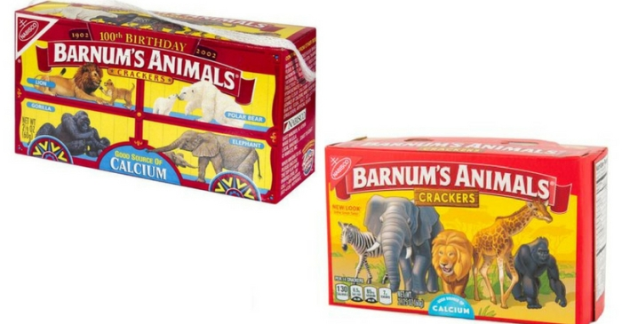 "Barnum Animal Crackers Unveil ""Cage Free"" Design After PETA Protest"