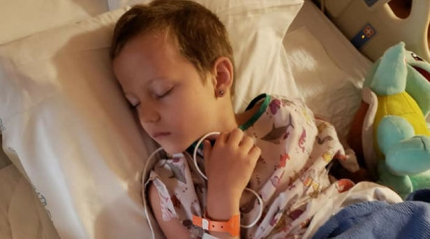 6-Year-Old Boy Suffers Seizure and Brain Swelling After Mosquito Bite