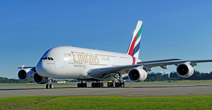 Flight from Dubai Quarantined at JFK After 100 Passengers Report Feeling Sick