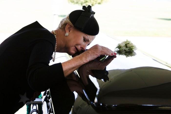 McCain Buried in Final Resting Place Alongside Beloved Longtime Friend