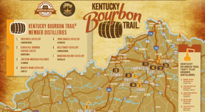 Kentucky Bourbon Trail Pilgrimage