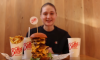 Burger Eating Challenge