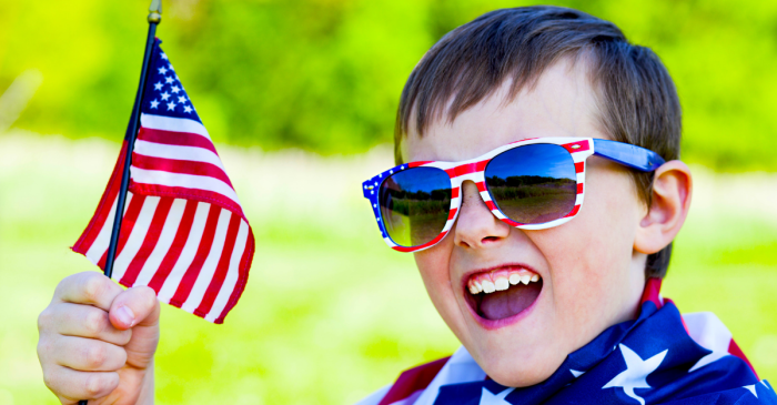 New Survey Finds the Happiest States in America