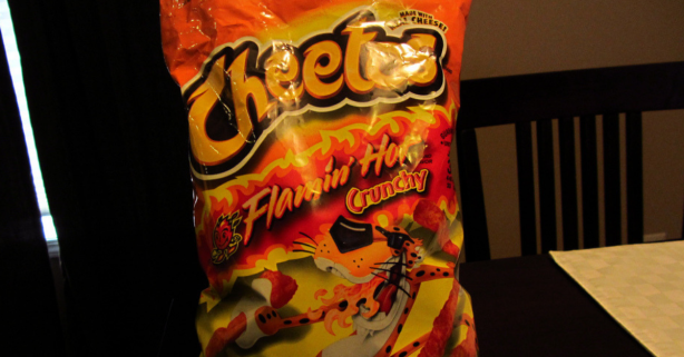 Famous Rapper Hospitalized For Overdosing… On Flamin' Hot Cheetos